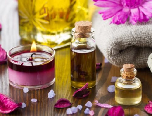 Lower Your Stress With Aroma Therapy